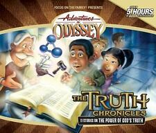Adventures in Odyssey: The Truth Chronicles by AIO Team (2009, CD)