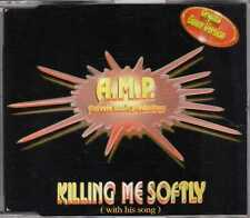 A.M.P. - Killing Me Softly (With His Song) - CDM- 1996 - Eurodance Roberta Flack