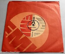 "Rich Kids - Ghosts Of Princes In Towers UK EMI 1978 Demo 7"" Single"