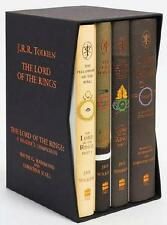 THE LORD OF THE RINGS ~ NEW 60th ANNIVERSARY SLIPCASED ED ~ w/ READERS COMPANION