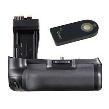 Battery Grip for Canon EOS 550D/600D/650D/700D Rebel T2i/T3i/T4i/T5i+RC-5 remote