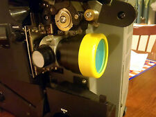 16mm film ELMO COLOR CORRECTION FILTER fits ELMO 16CL PROJECTOR LENS not scope