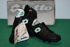 lotto vintage GULLIT GO SAN PAOLO soccer boots milan holland italia 90 deadstock