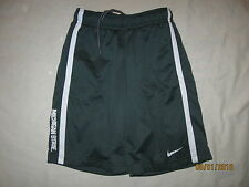 Michigan State Spartans Nike Basketball Shorts Youth Small Boys NCAA MSU Sparty