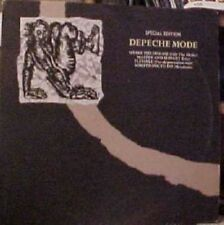 Depeche Mode Shake The Disease 4 track Limited Uk 12""