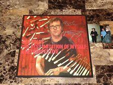 Ben Folds Rare Signed +Sketch Limited Edition Retrospective Double Vinyl LP Five