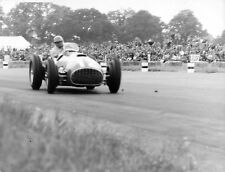 Jose Frolain Gonzalez Original Period Photograph  British GP Silverstone 1951