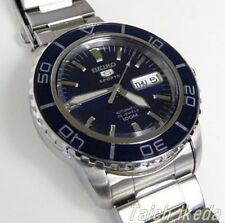SEIKO SEIKO 5 SPORTS SNZH53J1 Navy Blue Dial Men's Watch From Japan EMS