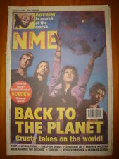 NME 1993 JAN 9 SUEDE PULP PAVEMENT BACK TO THE PLANET