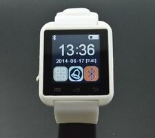 Bluetooth Wrist Watch Phone Mate Bluetooth White For Android Samsung Galaxy Note