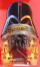 STAR WARS. Blister Celebration III. Darth Vador. Figurine sonore Hasbro. NEUF
