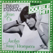 "7"" DAVID DUNDAS Jeans On Another Funny Honeymoon MINT-"