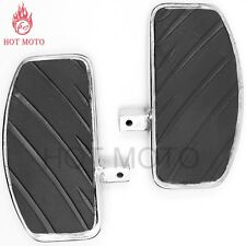 Front Driver Footboard Floorboard for 98-09 01 02 03 Yamaha V-star Classic 650