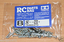 Tamiya 58088 Mercedes-Benz C11/NSX/787B/XJR-12, 9465373/19465373 Screw Bag B NIP