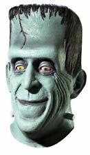 Rubies The Munsters Herman Lily Marilyn Eddie Mask Adult Halloween Costume 4211