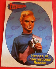 THUNDERBIRDS HEROES OF INTERNATIONAL RESCUE F9 JOHN TRACY - Cards Inc.