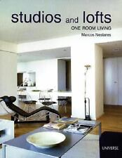 Studios and Lofts: One Room Living-ExLibrary