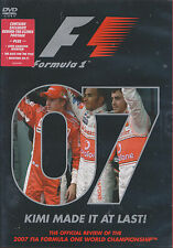 2007 FORMULA 1 FIA WORLD CHAMPIONSHIP - Review (DVD'07)
