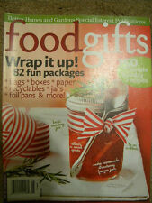 FOOD GIFTS 150 SIMPLE HOLIDAY RECIPES  WRAP IT UP 82 FUN PACKAGES