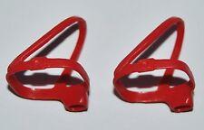19816 Cinturón cruzado rojo 2u playmobil,belt,sudista,nordista,soldier