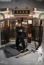 1/6 Enterbay Real Masterpiec RM-1069 Ip Man 3 Donnie Yen Wing Chun Action Figure
