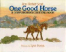 One Good Horse: A Cowpuncher's Counting Book-ExLibrary