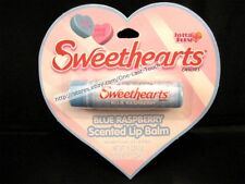 LOTTA LUV Sweethearts Candies BLUE RASPBERRY Lip Balm/Gloss VALENTINE'S DAY New!