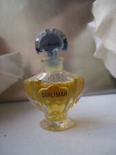 GUERLAIN 2ml VINTAGE 1980s SHALIMAR PARFUM MINIATURE REMOVED FROM RUINED BOX SET