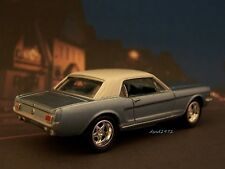 66 1966 FORD MUSTANG GT COLLECTIBLE 1/64 SCALE DIECAST MODEL DIORAMA OR DISPLAY