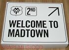 Madtown Welcome to MADTOWN 2nd Mini Album K-POP CD + POSTER IN TUBE CASE NEW