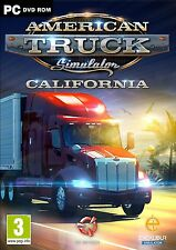 American Truck Simulator (PC DVD) Nuovo e Sigillato UK STOCK