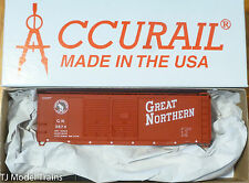 Accurail HO #8084.3 (Rd #3874) Great Northern Railway (40' Steel Boxcar Kit)