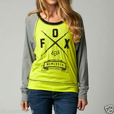 $39 Fox Racing Women's Life Line Long Sleeve Shirt – Kiwi sz XS