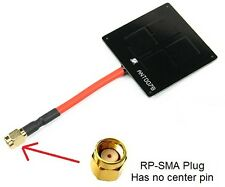 Aomway FPV 5.8Ghz 6dBi Enhanced Mini Panel Antenna RP-SMA (RHCP) - orangeRX -uk