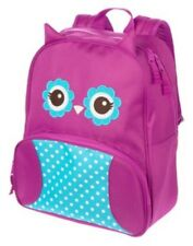 GYMBOREE PURPLE CUTE OWL BACKPACK NWT