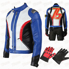 Overwatch Soldier 76 Cosplay Costume Game Costume (JUST The Coat With GLOVES)