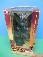 McFarlane SORCERERS DRAGON CLAN & Human Wizard Deluxe Boxed Set MIB Series 3