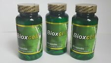 BIOXCELL (3 Bottles) 180 CAPS CELULAS MADRES, Cell 500 MG , BIOXTRON, madre cell