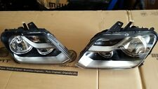 2 x Pair Genuine VW Amarok Headlight Left / Right 2011- 2H2941015G 2H2941016G