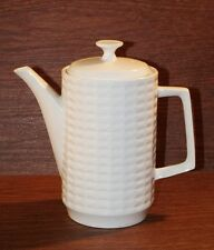 CERAMITE by MYOTT Tharaud Designs COFFEE POT Made in England 4 Cup MINT