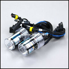 2X Car HID Xenon Headlight Lamp Light For H7R 43K 4300K 35W Bulbs Replacement