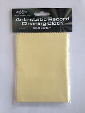 Acc-Sees Antistatic Vinyl Record Cleaning Cloth *NEW*