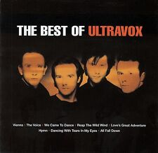 ULTRAVOX : THE BEST OF ULTRAVOX / CD - TOP-ZUSTAND