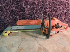 "Husqvarna 235 15"" Bar Chain 34cc 2 Cycle X-Torq Chainsaw GREAT CONDITION"