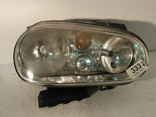 Volkswagen Golf 1998-2004 Right Off Driver Side Headlight  VW 333L