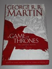 GAME OF THRONES VOL 1 BANTAM GEORGE R R MARTIN HARDBACK   9780440423218