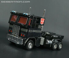 G1 Transformers Masterpiece ehobby MP01B Black Nemesis Optimus Prime (RID)