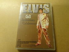 MUSIC DVD / ELVIS: A 50TH ANNIVERSARY CELEBRATION
