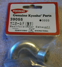 KYOSHO 39055 Manifold Rear Exhaust VINTAGE