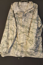 Military ACU Digital ORC Rain Jacket Large